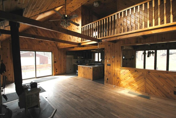 Detached, Log Home - Lakewood, PA (photo 3)