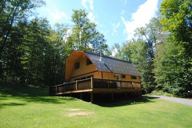 Cabin,Log Home, Detached - Equinunk, PA (photo 1)
