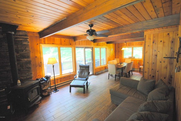 Cabin,Log Home, Detached - Equinunk, PA (photo 2)