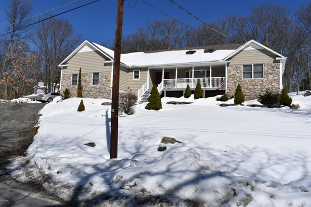 Ranch, Detached - Lords Valley, PA (photo 1)