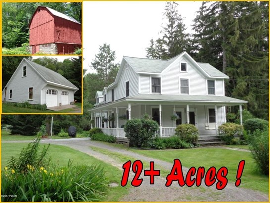Farm House, Residential - Greentown, PA (photo 1)