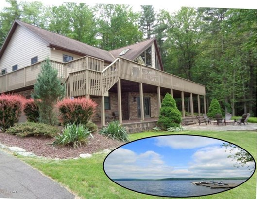 Chalet, Residential - Paupack, PA (photo 1)