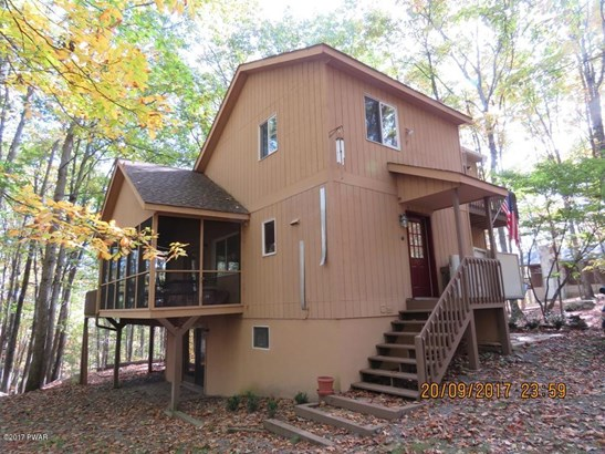 Chalet,Contemporary, Residential - Lakeville, PA (photo 1)