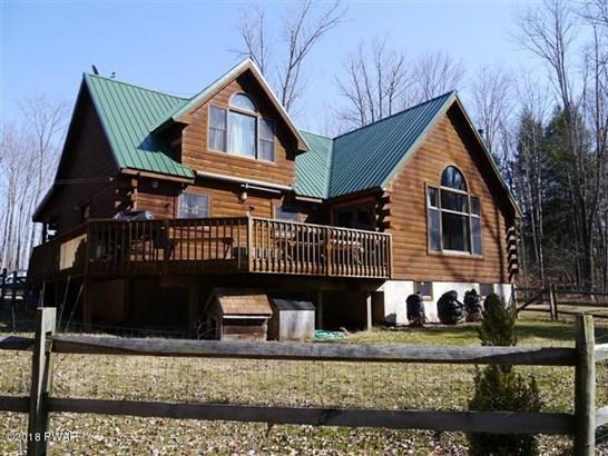 Detached, Log Home - Honesdale, PA (photo 1)