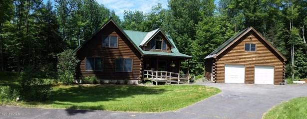 Detached, Log Home - Honesdale, PA (photo 4)
