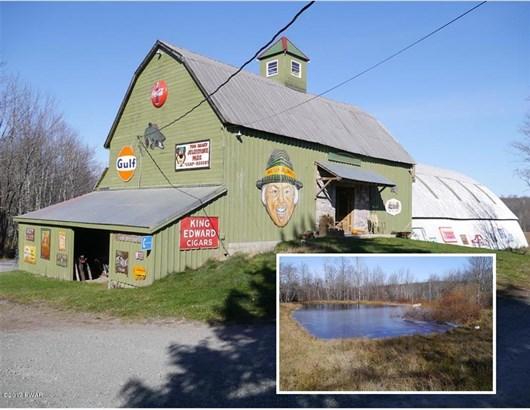 Converted Barn,Farm House, Detached - Lake Como, PA