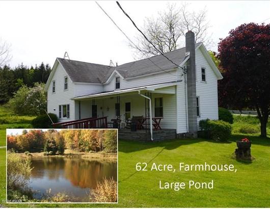 Farm House, Detached - Susquehanna, PA (photo 1)