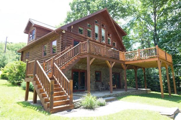 Chalet,Log Home, Detached - Hawley, PA (photo 1)