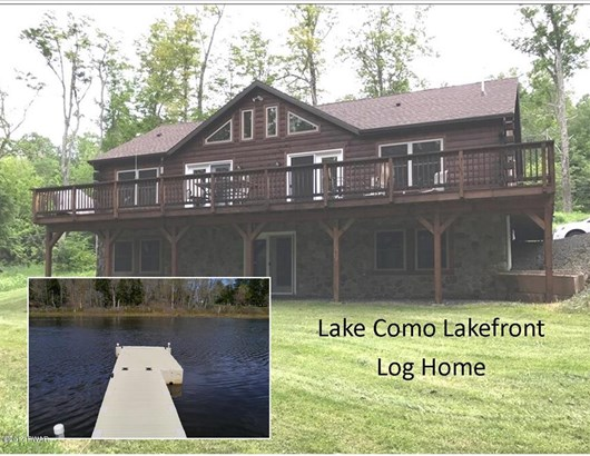 Detached, Log Home - Lake Como, PA (photo 1)