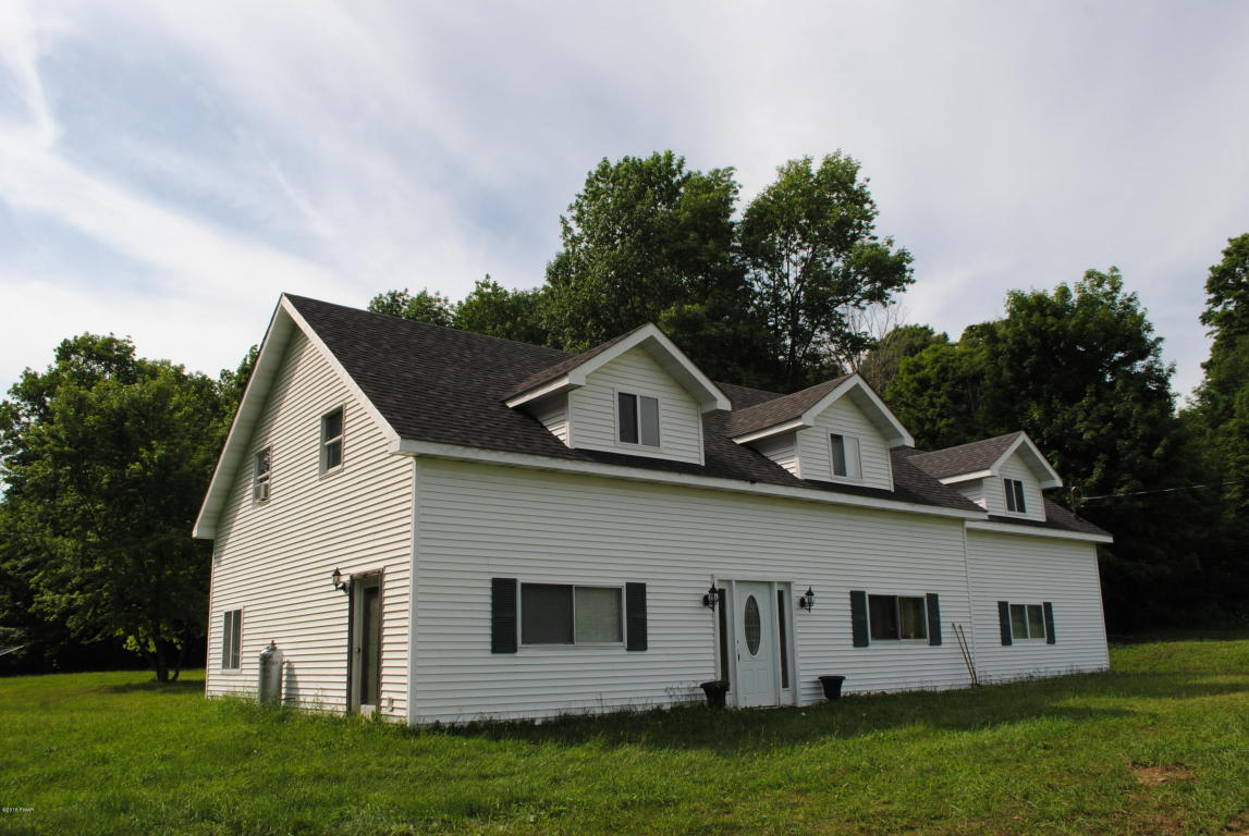 Cape Cod, Detached - Pleasant Mount, PA (photo 2)