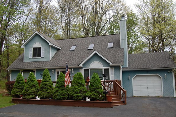 Contemporary, Detached - Lords Valley, PA (photo 1)