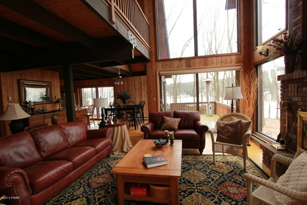 Residential, Contemporary - Lakeville, PA (photo 4)