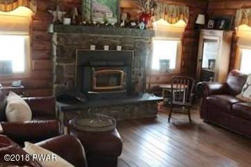 Detached, Log Home - Tafton, PA (photo 4)