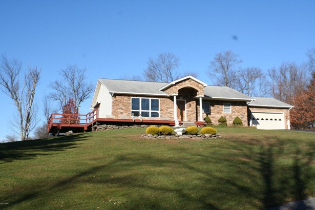 Ranch, Detached - Beach Lake, PA (photo 2)