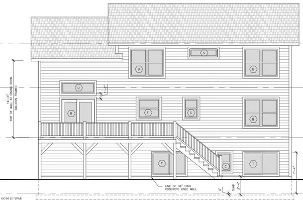 Residential, Cape Cod,Chalet - Lackawaxen, PA (photo 3)