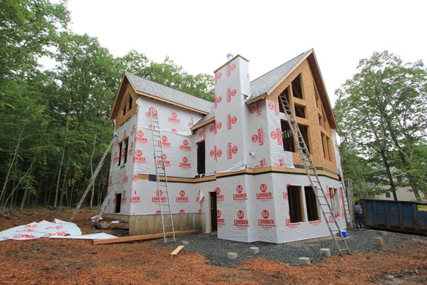 Residential, Chalet,Traditional - Lackawaxen, PA (photo 1)