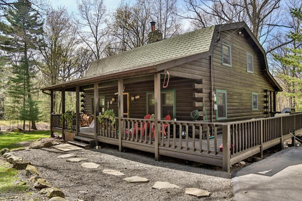 Detached, Log Home - Shohola, PA (photo 1)