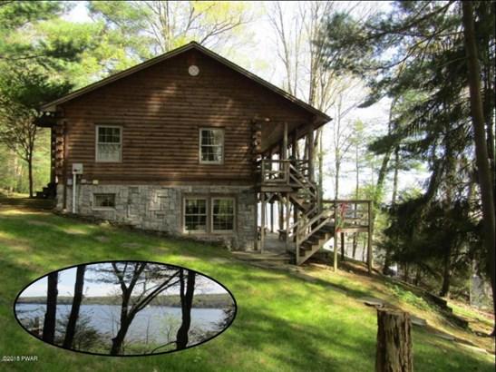 Residential, Log Home - Tafton, PA (photo 1)