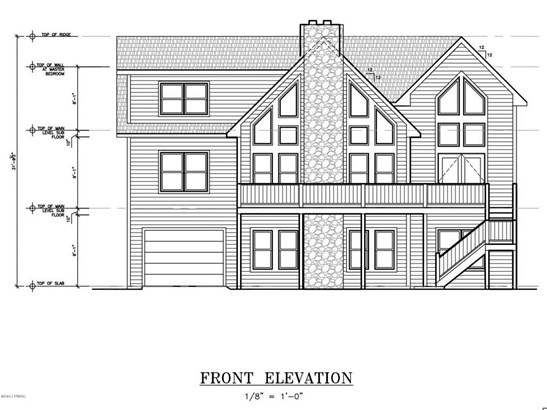 Chalet,Traditional, New Construction - Lackawaxen, PA (photo 1)