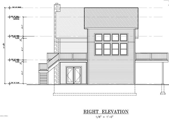 Chalet,Traditional, New Construction - Lackawaxen, PA (photo 3)