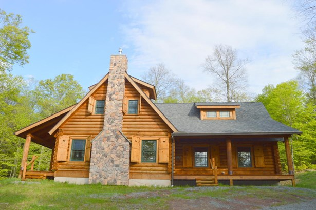Detached, Log Home - Equinunk, PA (photo 2)