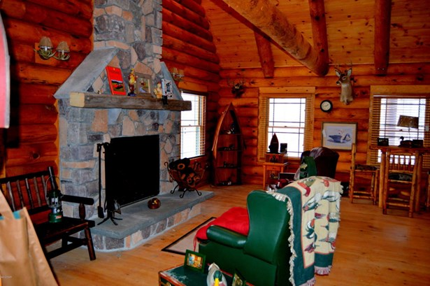 Detached, Log Home - Equinunk, PA (photo 3)