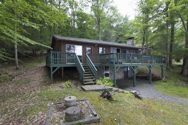 Detached, Log Home - Hawley, PA (photo 4)