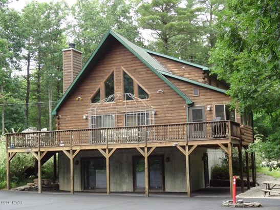 Detached, Log Home - Lakeville, PA (photo 2)