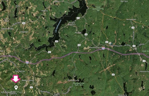 Raw Land - Newfoundland, PA (photo 3)