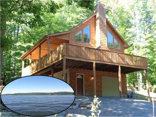 Chalet, Residential - Lakeville, PA (photo 1)