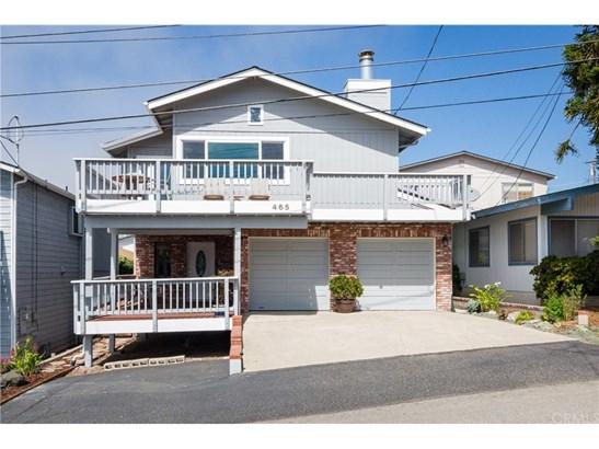 Single Family Residence - Morro Bay, CA