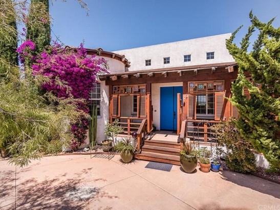 Mediterranean, Single Family Residence - San Luis Obispo, CA