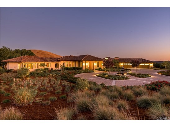 Contemporary,Mediterranean, Single Family Residence - San Luis Obispo, CA (photo 3)