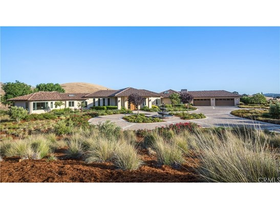 Contemporary,Mediterranean, Single Family Residence - San Luis Obispo, CA (photo 4)