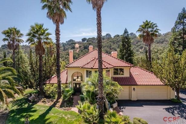 Mediterranean, Single Family Residence - Atascadero, CA (photo 1)