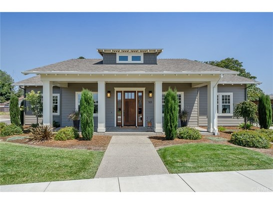 Single Family Residence - Contemporary,Craftsman,Custom Built (photo 1)