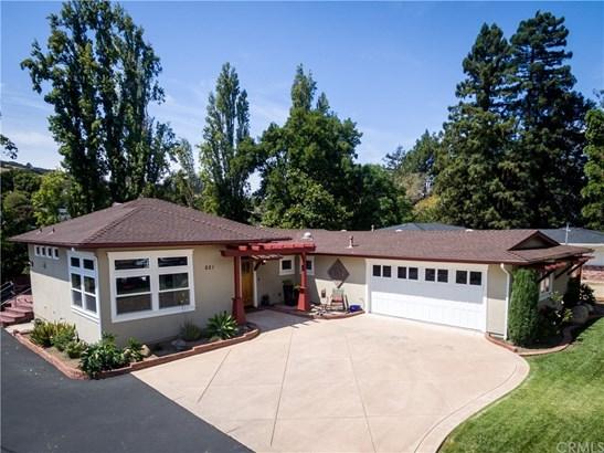 Single Family Residence, Contemporary,Custom Built - San Luis Obispo, CA (photo 1)
