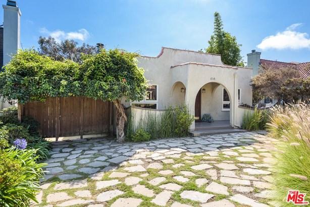 Bungalow, Single Family - Santa Monica, CA (photo 1)