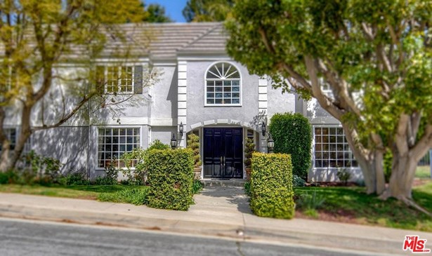 French,Normandy, Single Family - Pacific Palisades, CA (photo 2)