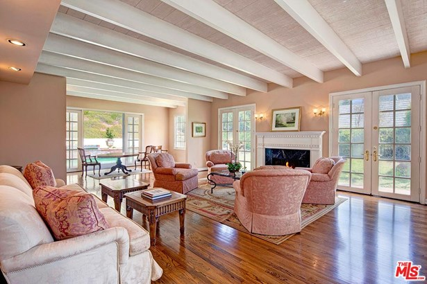 French,Normandy, Single Family - Pacific Palisades, CA (photo 4)