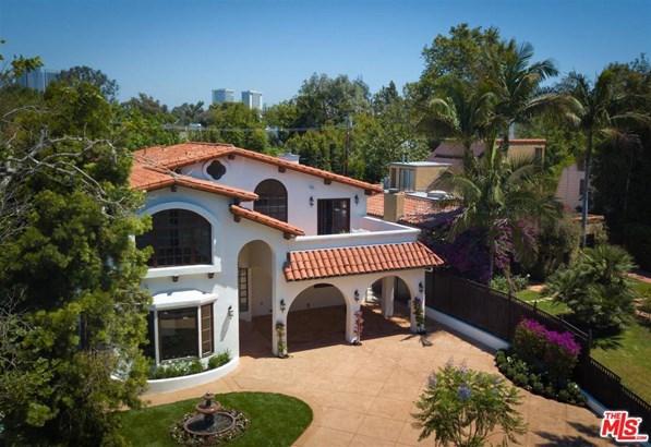 Spanish Colonial, Single Family - Los Angeles (City), CA (photo 1)