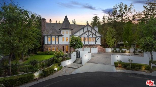 Tudor, Single Family - Agoura Hills, CA (photo 1)