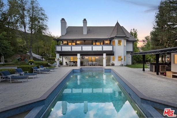 Tudor, Single Family - Agoura Hills, CA (photo 3)