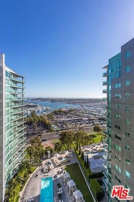 Condominium, High or Mid-Rise Condo,Architectural - Marina Del Rey, CA (photo 1)