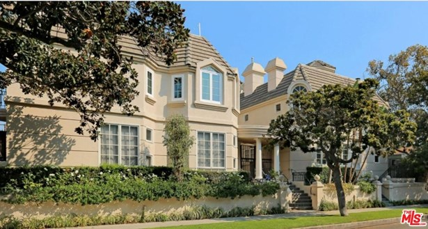 Townhouse, French - Beverly Hills, CA (photo 1)