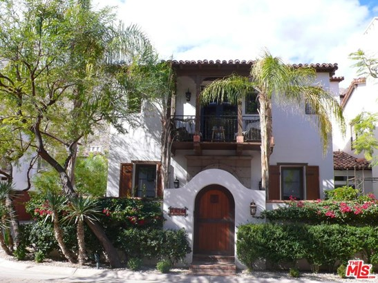 Townhouse, Spanish Colonial - Palm Springs, CA (photo 2)
