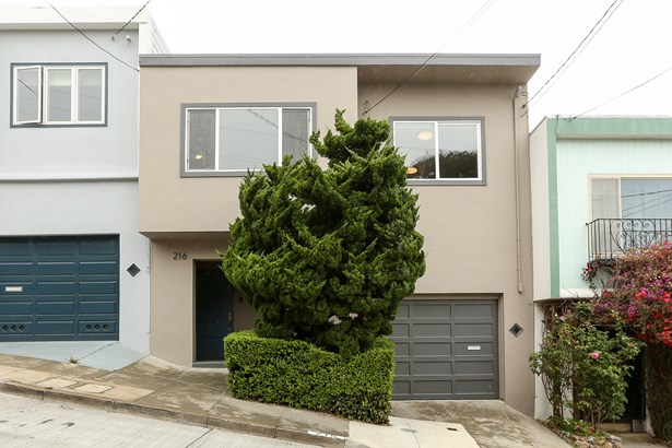 216 Mangels Avenue, San Francisco, CA - USA (photo 1)