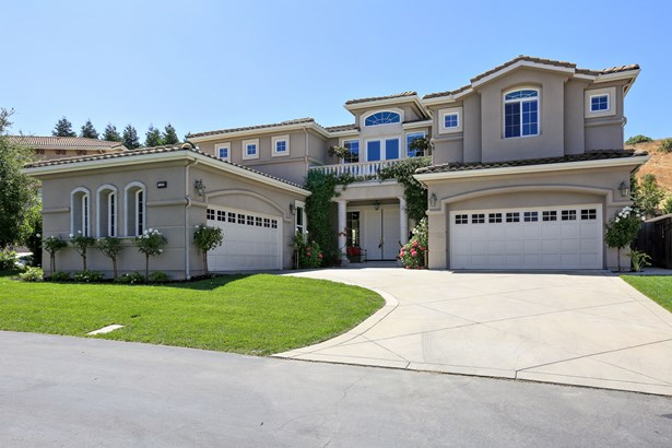 110 Lyndhurst Place, San Ramon, CA - USA (photo 1)