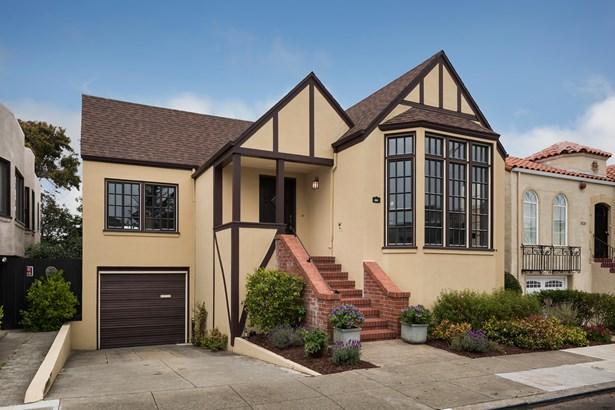 66 Escondido Avenue, San Francisco, CA - USA (photo 1)