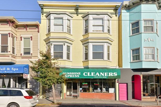 1818-1822 Divisadero Street, San Francisco, CA - USA (photo 1)